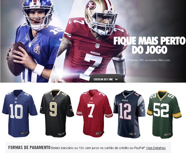a25aaf9b72700 Onde Comprar no Brasil  (NFL-MLB-NHL-NBA)