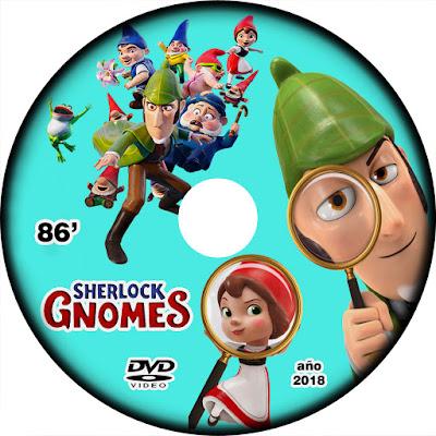 Sherlock Gnomes - [2018]
