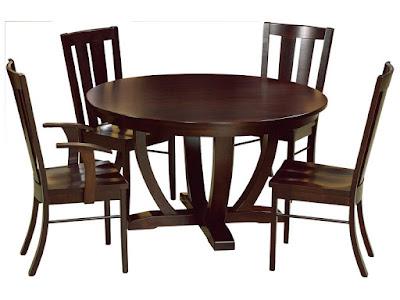 furniture ukm dari kayu jati