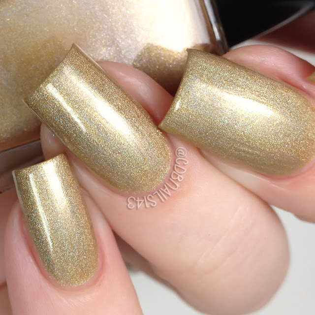 Gothic Gala Lacquer-Sassy Citrine