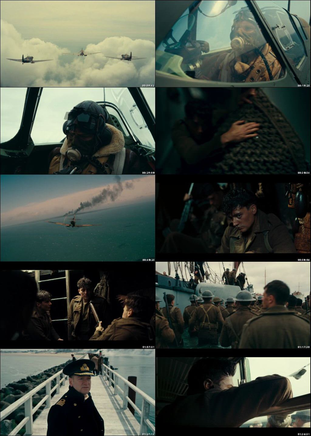 Dunkirk 2017 English