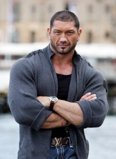 Wrestling Super Stars Dave Batista Information And New