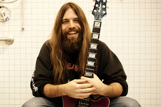Biografi Mark Morton