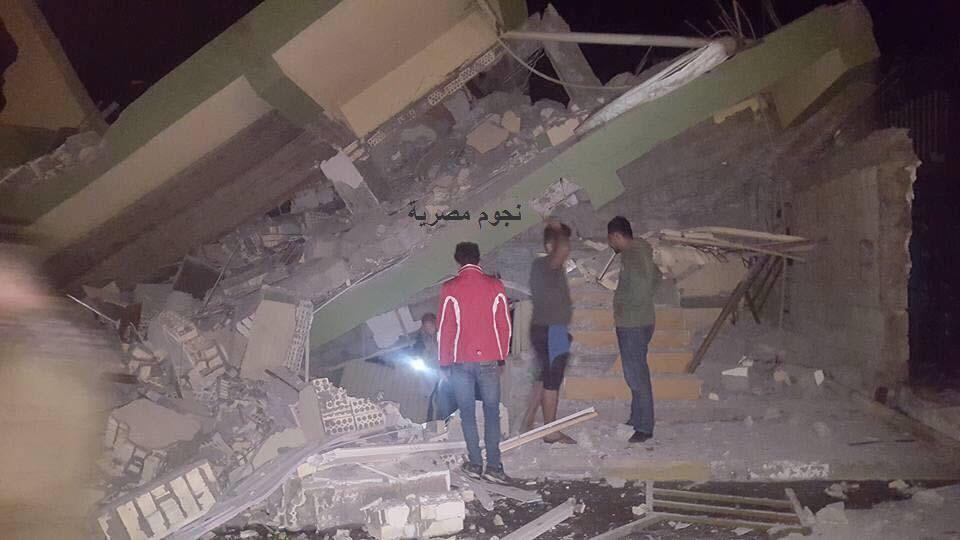 أسباب وصور زلزال العراق والكويت وإيران 12 نوفمبر 2017 بالفيديو