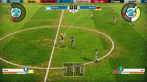Legendary Eleven: Epic Football PC Español