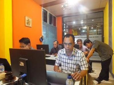 Setda Kabupaten Berau Pelatihan MapServer