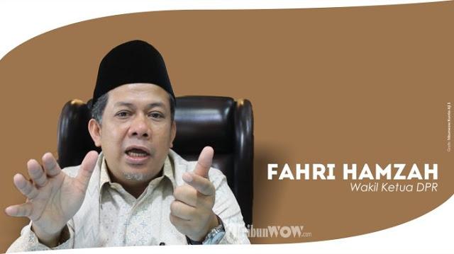 Tulis Sajak Di Instagram, Fahri Hamzah: Maafkan Ku Terus Melawan