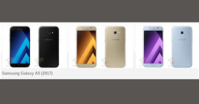 Spesifikasi & Harga Samsung Galaxy A5 (2017)