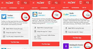 [5+ 100% Guaranteed Working Trick] to Get Unlimited Free Recharge From MCENT App November (2016) Updated