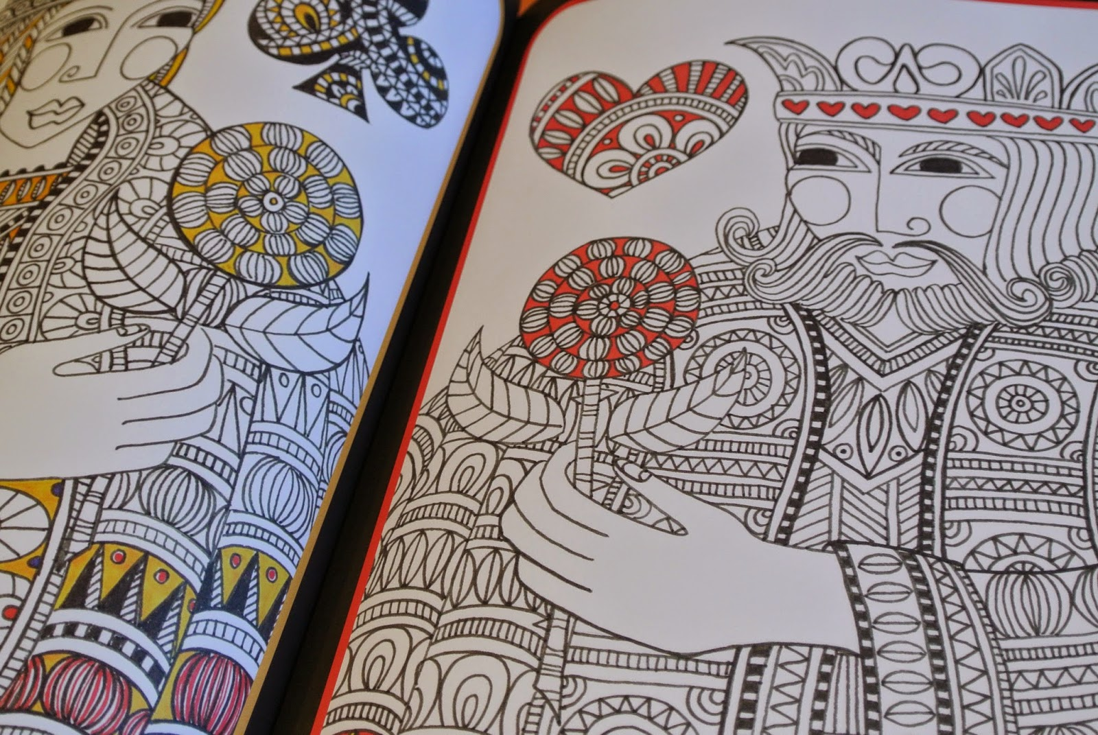 Glitter & Glory: Art Therapy Colouring Book Review