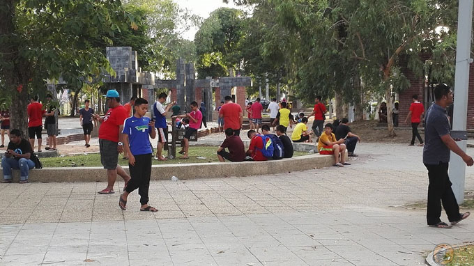 Lokasi Main Pokemon di Parit Buntar