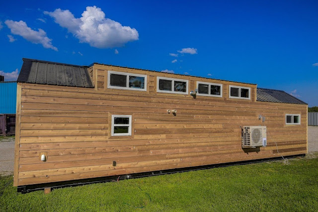 Rustic Shipping Container Home