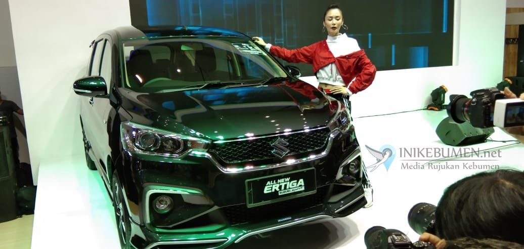 All New Ertiga Suzuki Sport Meluncur di GIIAS Surabaya