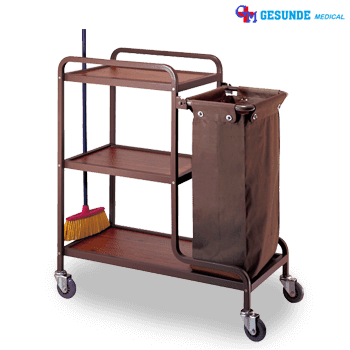 Troli Kebersihan | Cleaning Trolley