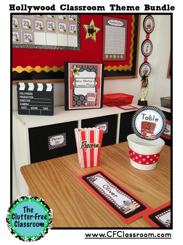 Create Calendar Hollywood Events Calendar Sbe Clutter Free Classroom Hollywood Theme Classrooms 2011