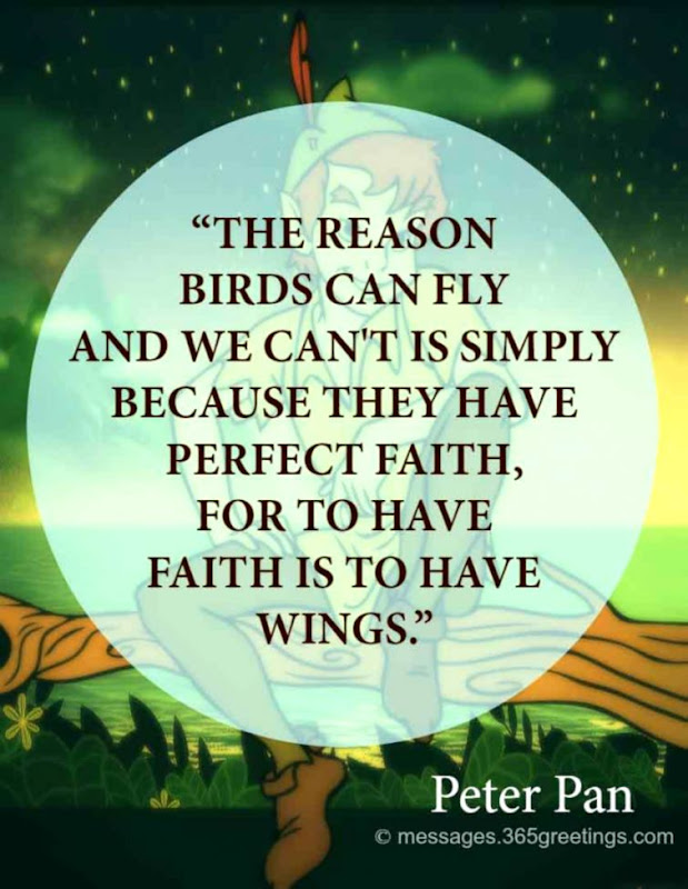 Peter Pan Quotes Wallpapers Master