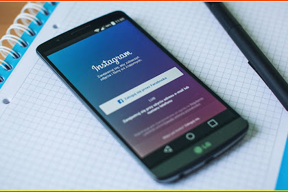 Cara Membuat Email Instagram Menggunakan Akun Facebook Lewat HP