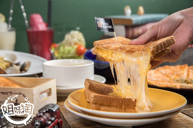 Deli & Cheese-高雄美食推薦義式料理