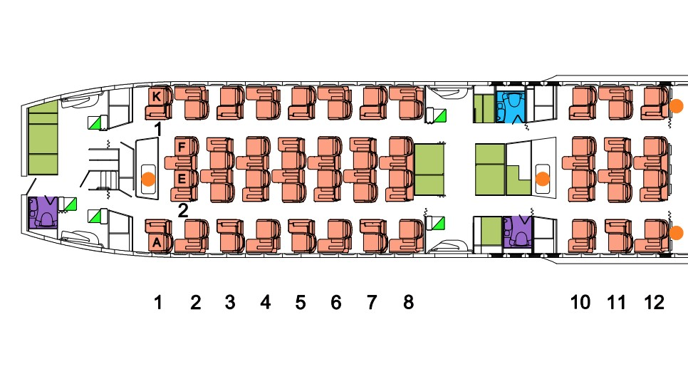 Awesome Qantas 787-9 Seat Map - Seat Inspiration on