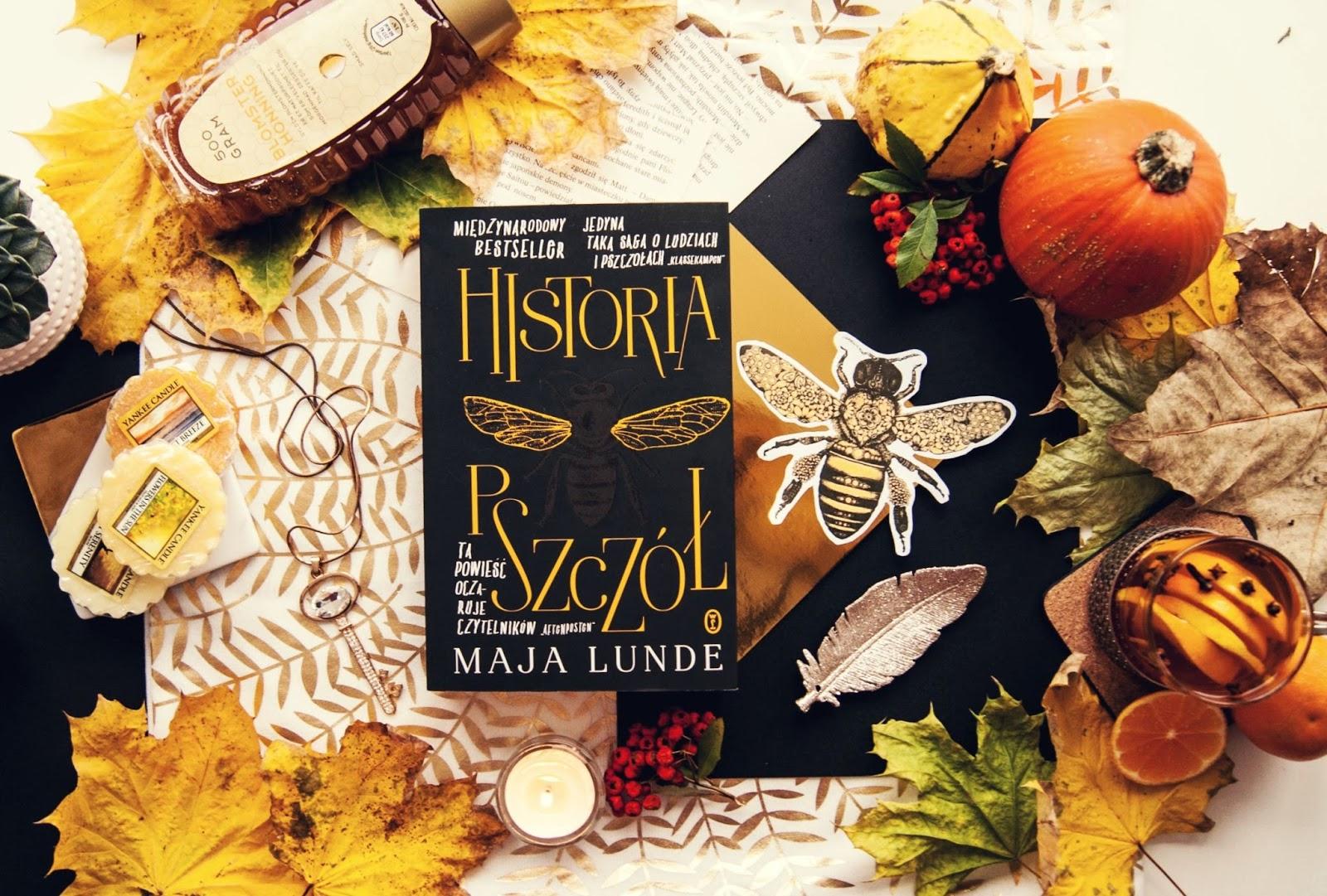 Historia Pszczół – Maja Lunde, można zapobiec katastrofie