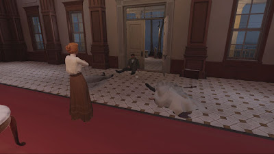 The Invisible Hours Game Screenshot 8