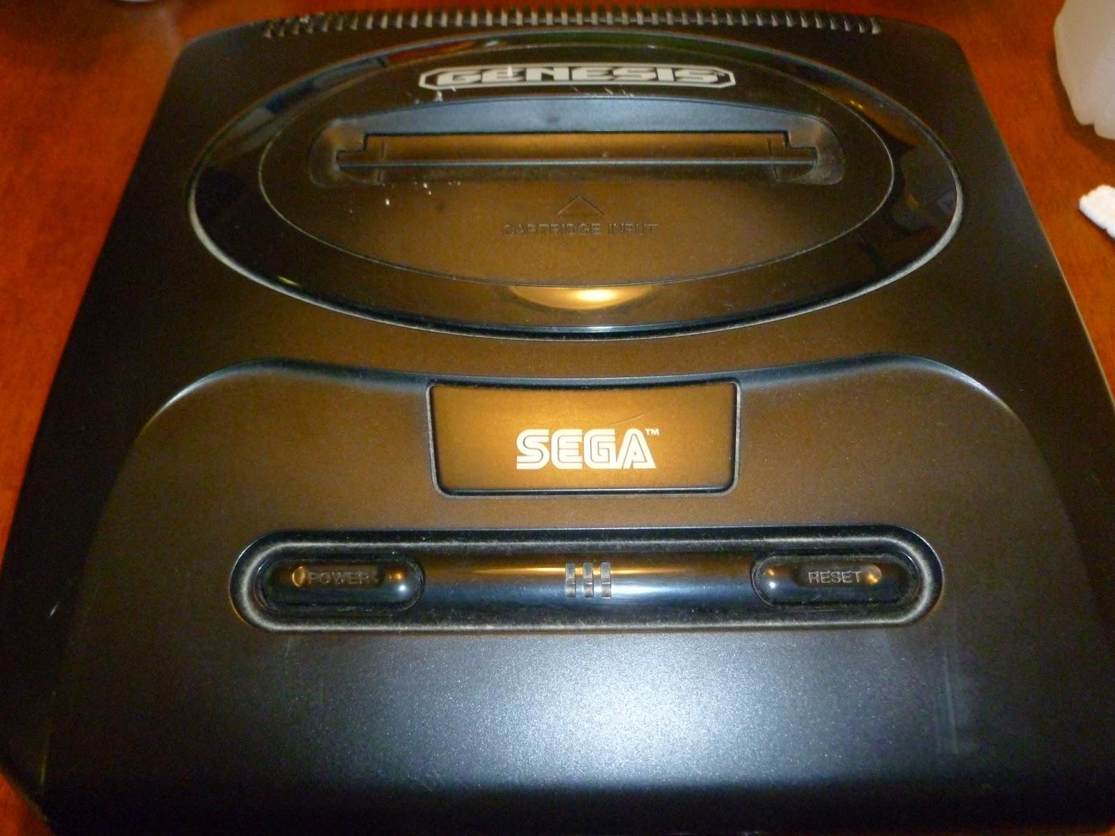 Time to blog already! Cleaning your sega genesis cartridge