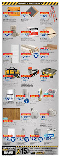 Lowe's Flyer Saving Card valid August 17 - 23, 2017