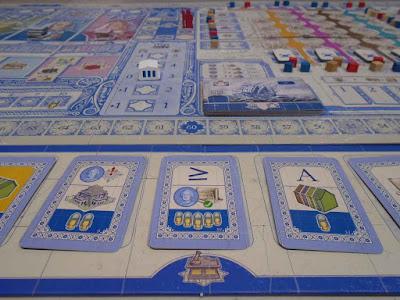 Lisboa Boardgame Decree