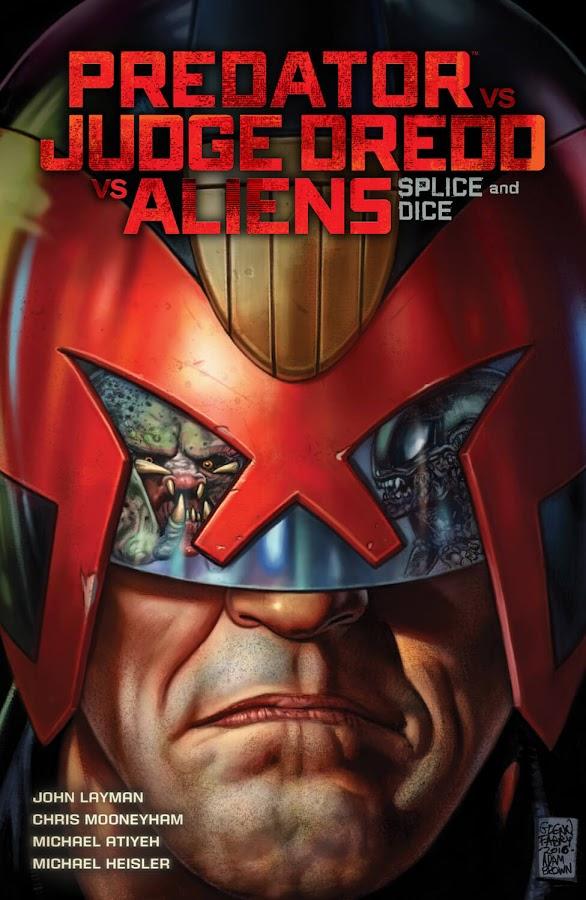 predator vs. judge dredd vs. aliens splice and dice comics