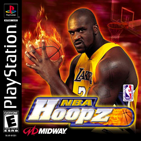 NBA Hoopz - PS1 - ISOs Download