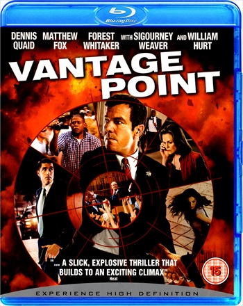 Vantage Point 2008 Dual Audio Hindi Bluray Download