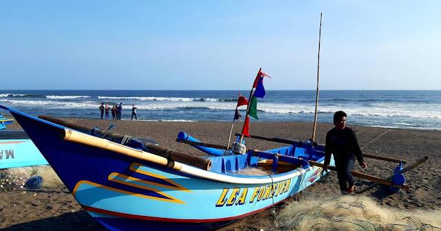 Tempat wisata Pantai depok Bantul Yogyakarta | paket wisata | harga tiket | alamat