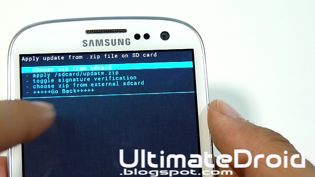 How to Root Any Samsung Galaxy S3! ~ AndroidRootz com | Source for