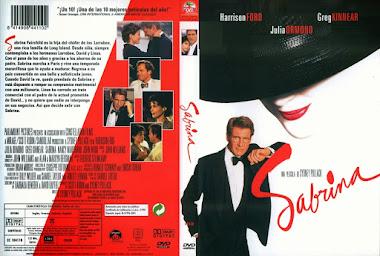 Carátula dvd: Sabrina (y sus amores) (1995)