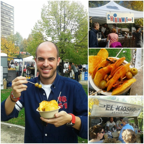 MadrEAT el primer Street Food Market de Madrid