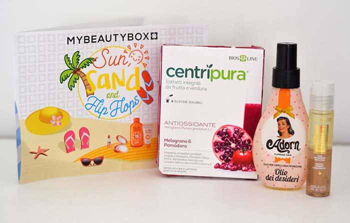 prodotti my beauty box giugno