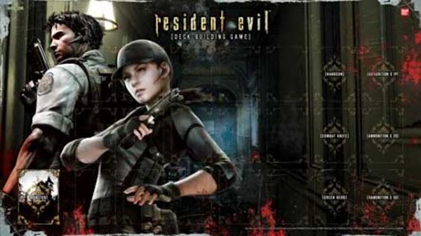 Resident Evil The Mercenaries 3D MODAPK