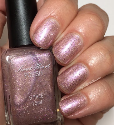 Sweet Heart Polish, Monthlies; February 2016