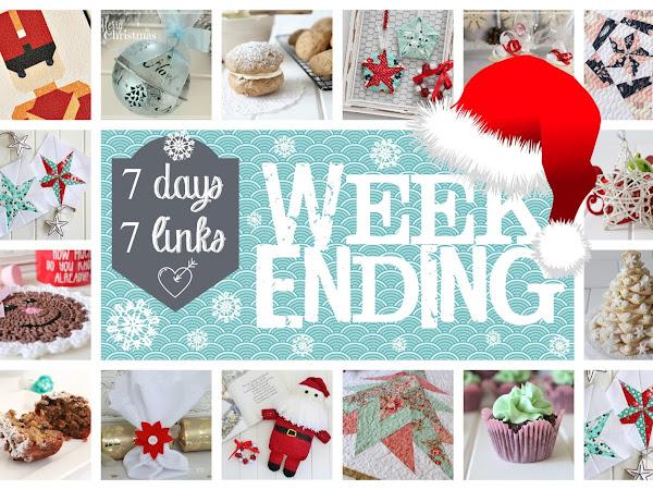 Week Ending (November 25)