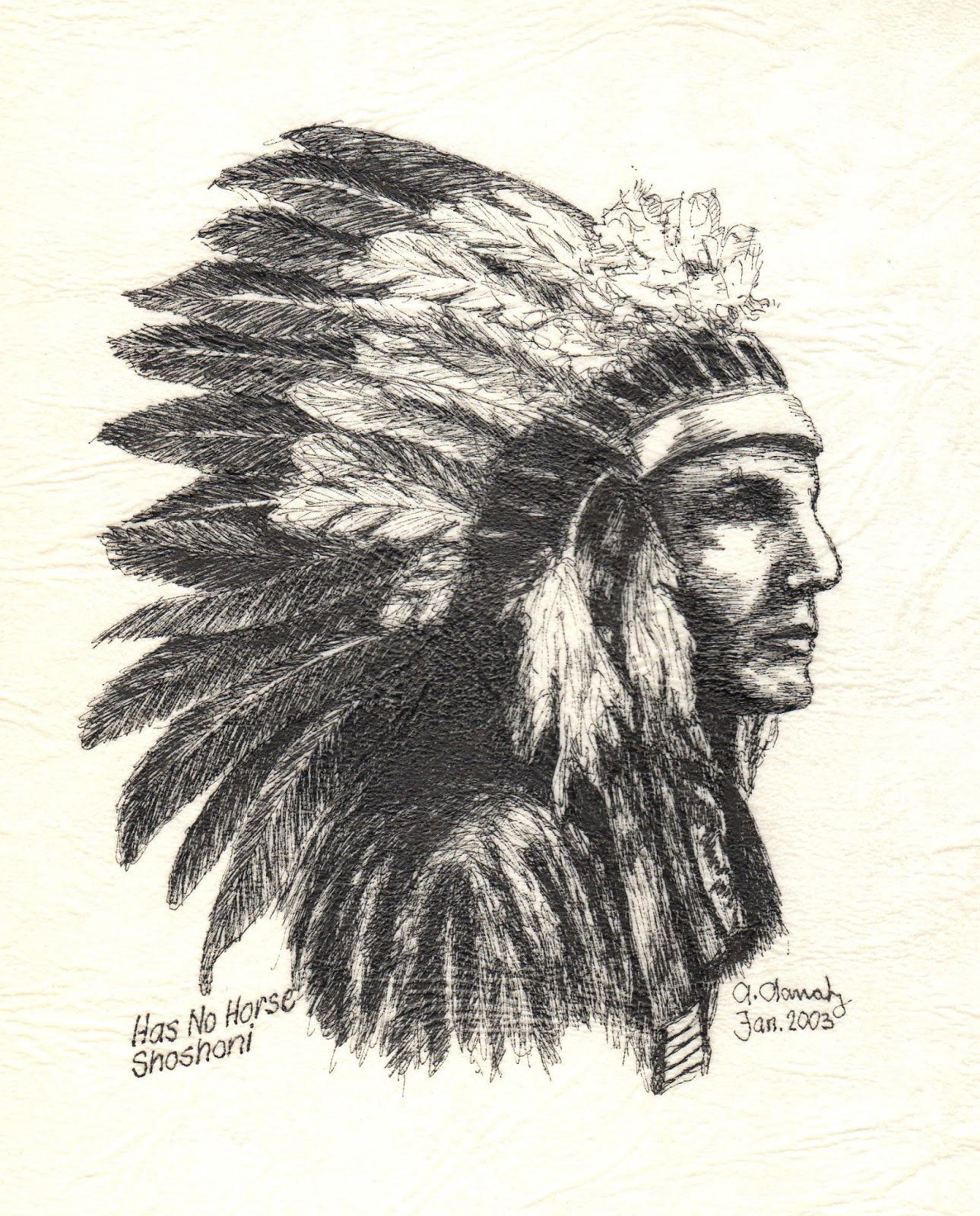 gesichter indianer nordamerikas