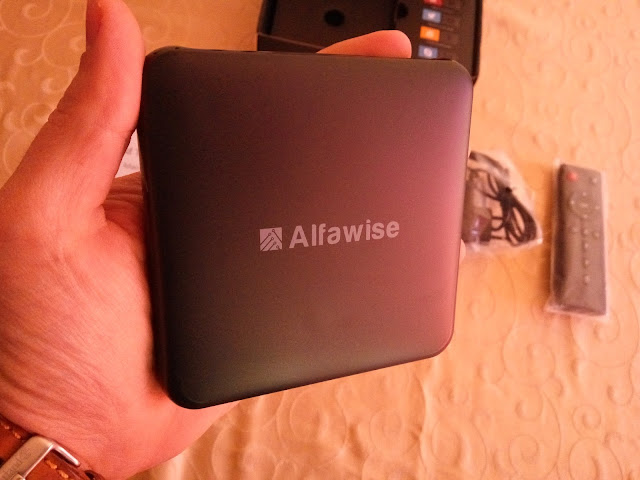 Alfawise S95 TV Box