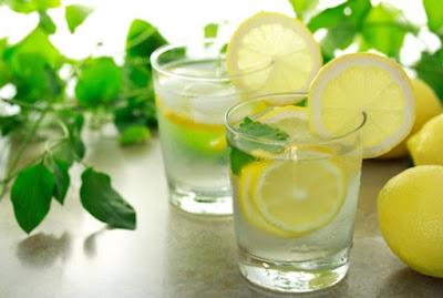 Cara Mudah Turunkan Berat Badan Dengan Lemon Dan Mentimun