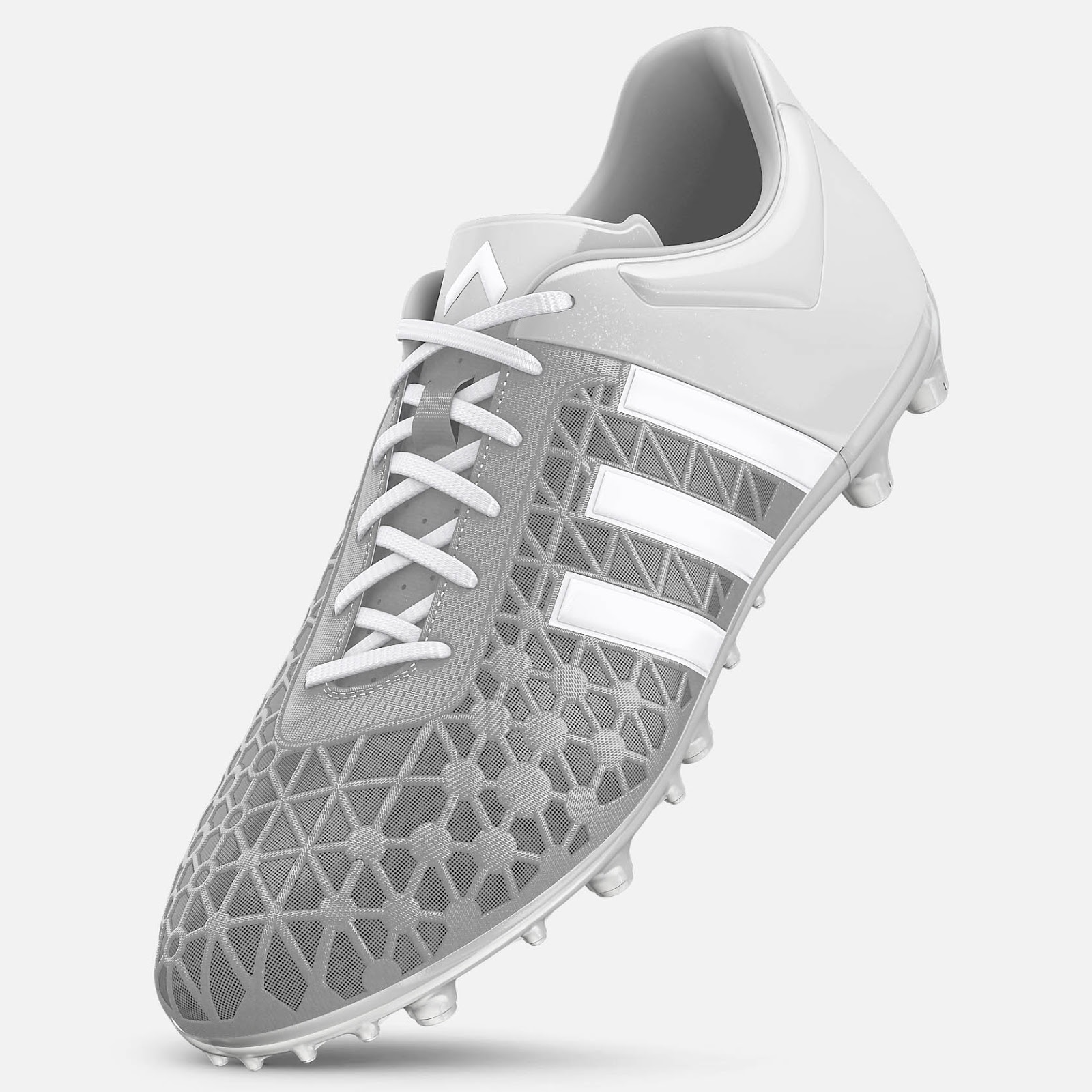 official photos 2bdfe 0da00 ... Custom Mi Adidas Ace 15.3 Indoor, Turf and Outdoor Boots ...