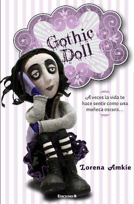 Gothic Doll, Lorena Amkie