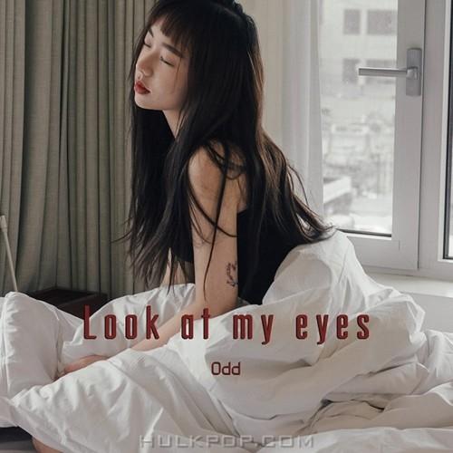 Odd – Look at my eyes – Single