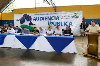 Dr. Neidson apoia emancipação de Extrema e demais distritos de Rondônia