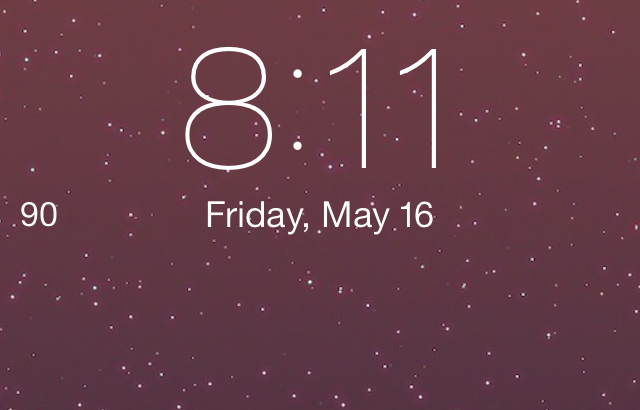 Add A Step Counter To The Lock Screen Of Your iPhone 5s – TechGreatest