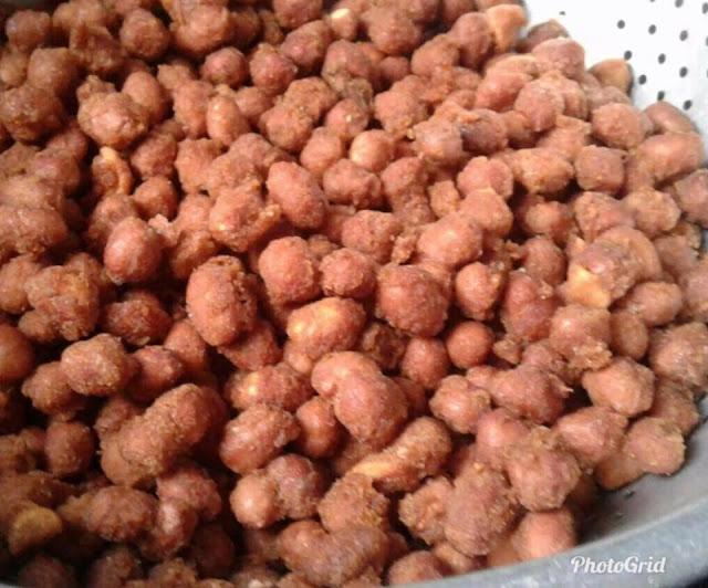 Resep dan Cara membuat Kacang Disco