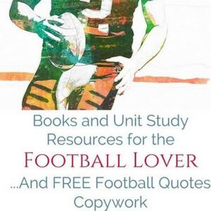 Football Unit Study