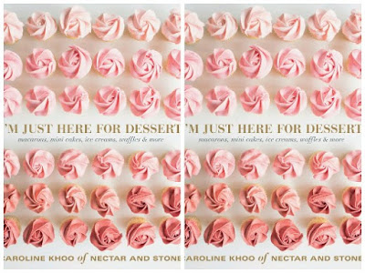 Download ebook I'm Just Here For Dessert : Macarons, mini cakes, ice creams, waffles & more